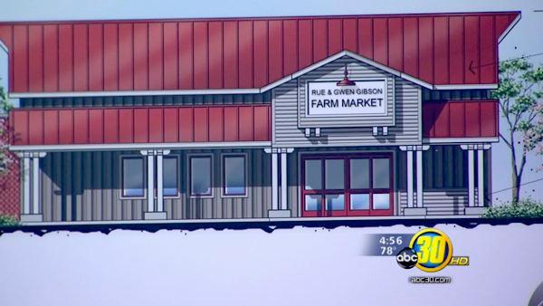 Fresno State farm market set to expand