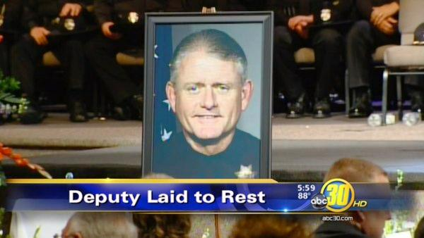 Saying goodbye to a fallen Stanislaus Co deputy
