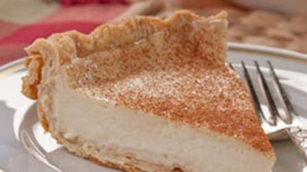Mr. Food Amish Bakery Custard Pie