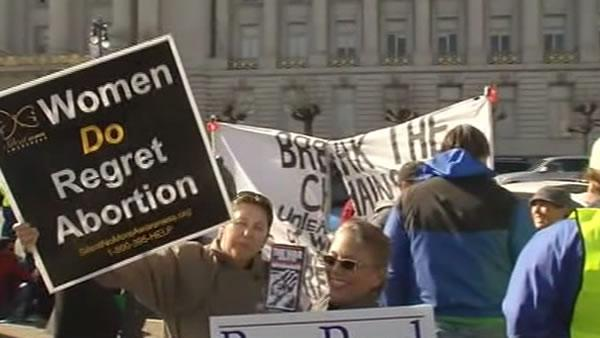 Calif. may allow non-doctors to perform early-term abortions