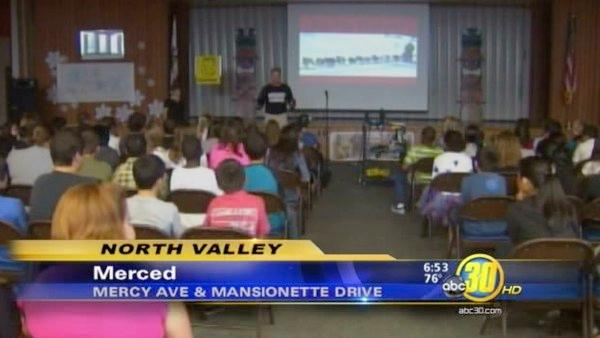 Merced students get glimpse into Iditarod