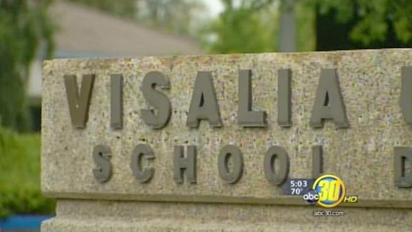 Visalia Unified cuts positions for coming year