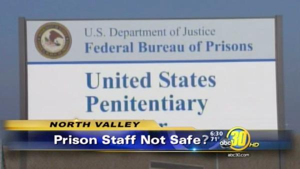 Atwater correctional officers concerned with safety