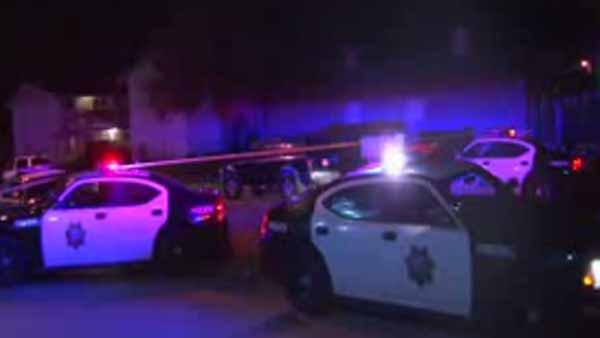 Shooting in NE Fresno leaves 1 dead, 4 wounded