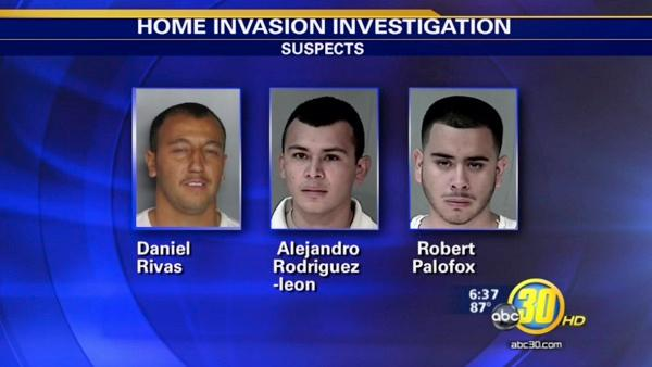 Technology is key in home invasion trial