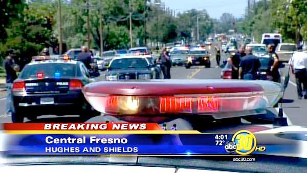 Two dead, two wounded in Central Fresno shooting