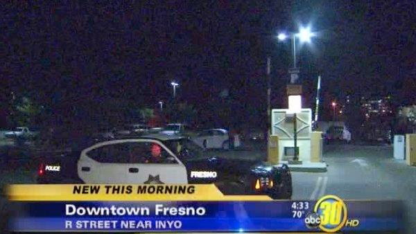 Fresno police investigating downtown body discovery