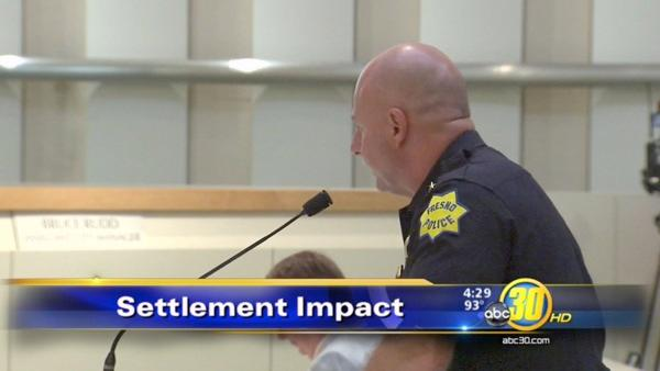 Council endorses settlement in Dyer harassment case