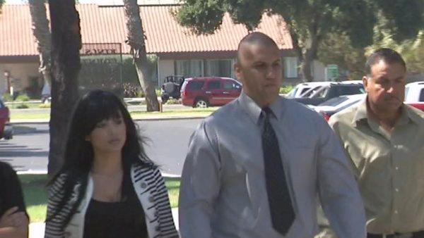 New charges against ex-Hanford cop in drug case