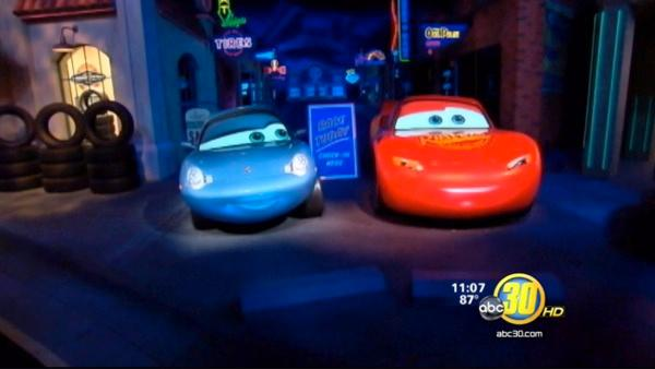 Cars Land opens in Disney's California Adventure