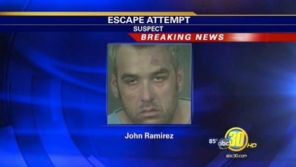 Inmate attacks several in hospital escape attempt