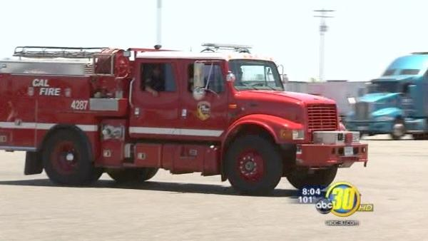 Valley firefighters head to Southern California