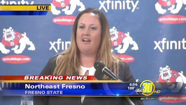 Fresno State announces new head softball coach