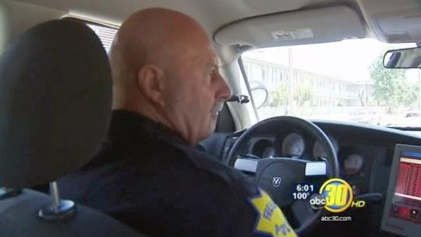 Fresno's top cop hits the streets