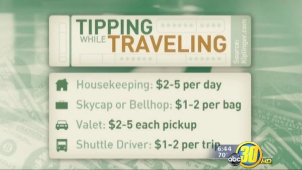Travel tipping 101