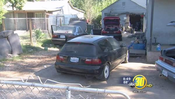 Cops bust chop shop in Pinedale