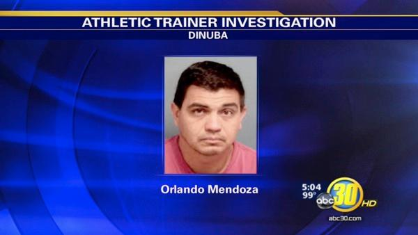 Ex-Dinuba HS athletic trainer arrested for lewd acts with students