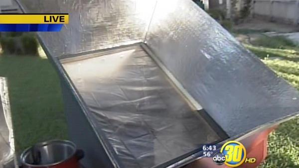 Central Valley solar cooking festival