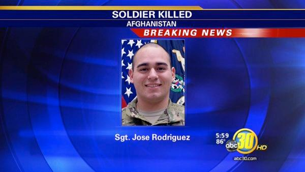 Valley soldier dies from wounds suffered in Afghanistan
