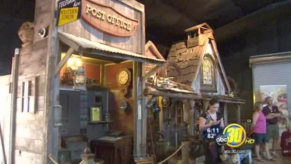 Simonian Farms opens Old Town attraction