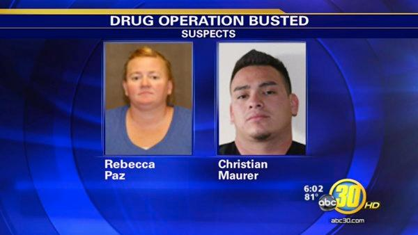 Dos Palos couple allegedly uses kids to sell marijuana
