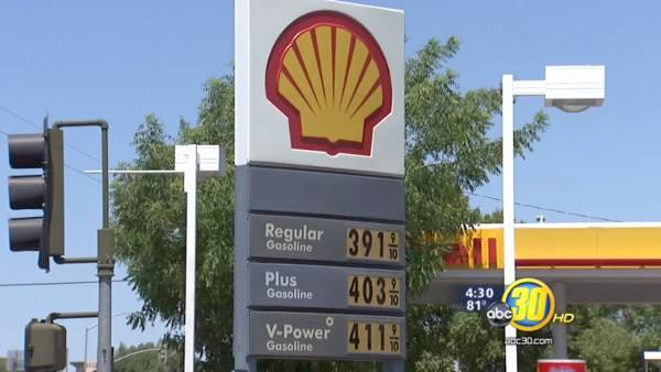 Falling Gasoline prices have drivers excited