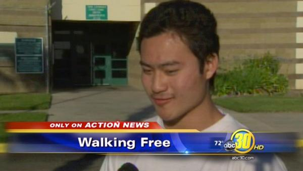 Merced teen in officer-involved shooting walks free | Video | abc30.com