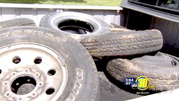 No Tire Amnesty Day this year
