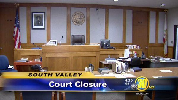 CA budget cuts force Tulare Courthouse closure