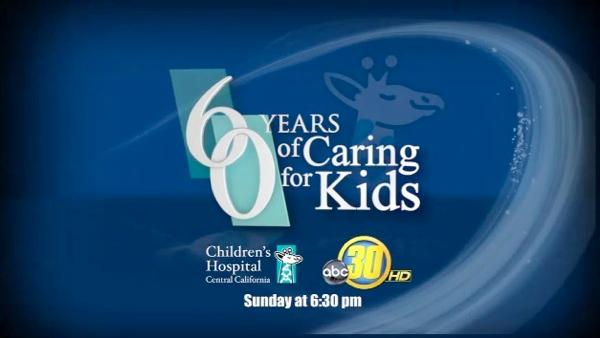 Children's Hospital Central California - 60 years of caring for kids