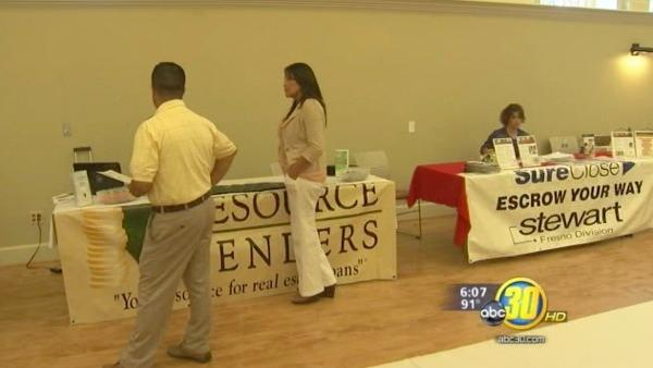 Fresno event helps educate about home ownership