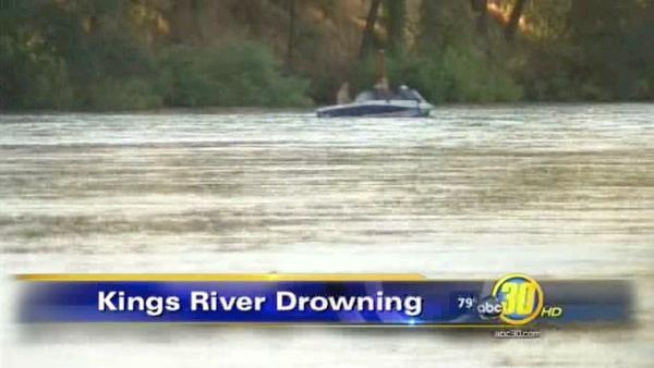 Man drowns in Kings River near Reedley Beach