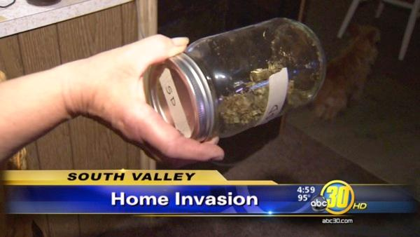 Teen held at gunpoint in Porterville home invasion
