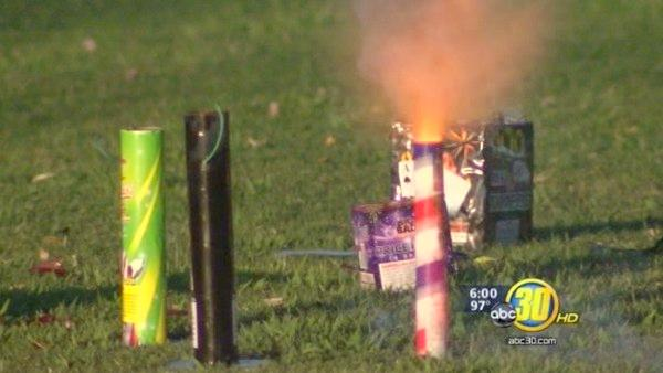 Communities bump up fines for illegal fireworks
