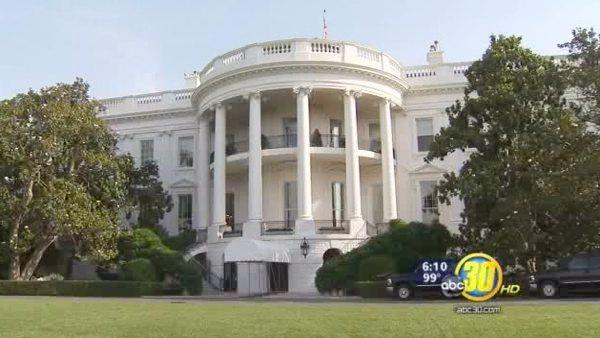Action News gets unique look at White House