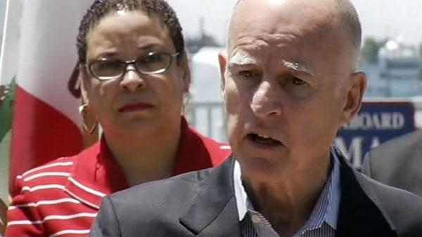 Judge clears Calif. governor's tax for top billing