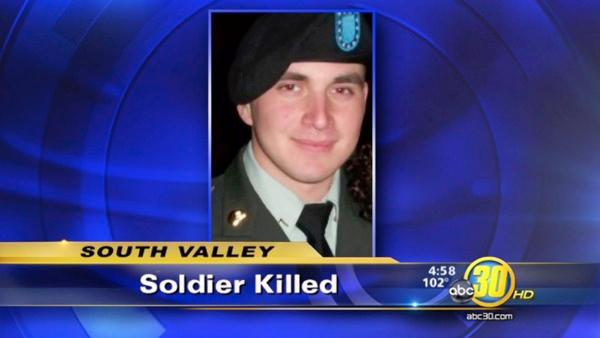 Porterville soldier killed in Afghanistan