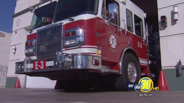 Fresno receives firefighter grant