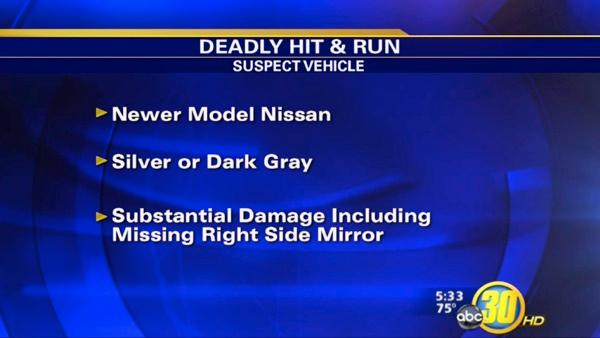 Deadly hit and run on HWY 99 in Fresno