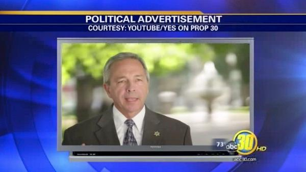 Merced Co sheriff appears in ad supporting tax measure