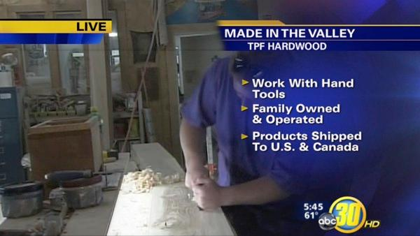Made in the Valley: TPF Hardwood | 1 of 2
