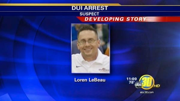 Central HS coach in Fatal DUI crash bails out