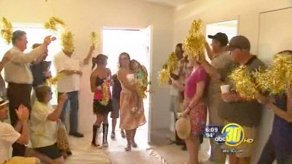 Fresno Co Habitat for Humanity marks milestone