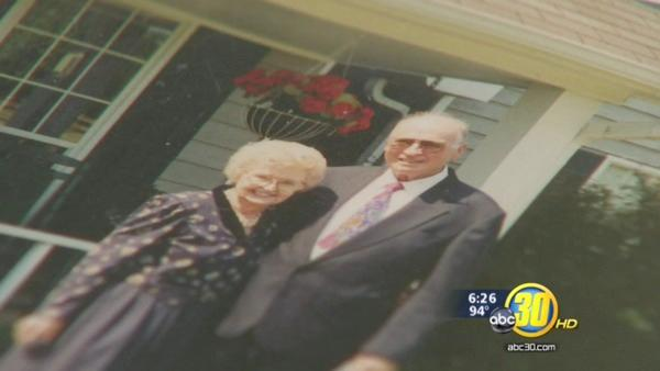 Reedley couple celebrates 75 years of marriage
