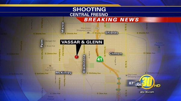 Two women shot with a shotgun in Central Fresno