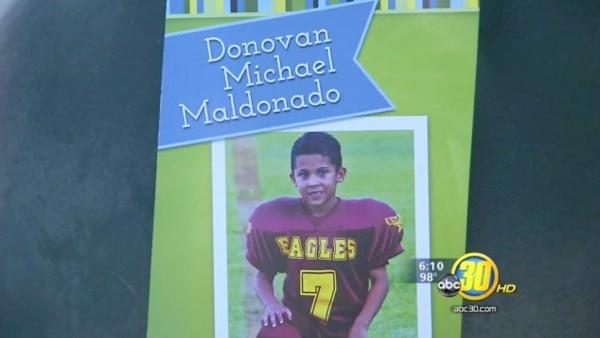 Sale raises money for family of boy killed in crash
