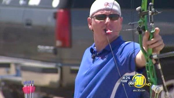 Good Sports: Elite archer heading for Paralympics
