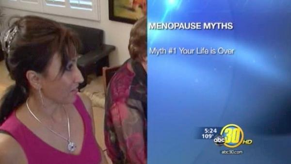 Menopause: it's not all bad