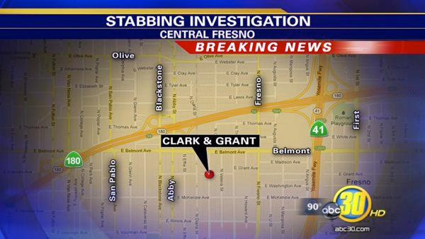Fresno man, 53, stabbed multiple times