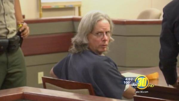 Gallagher sentenced for stalking Merced Co Court Commissioner